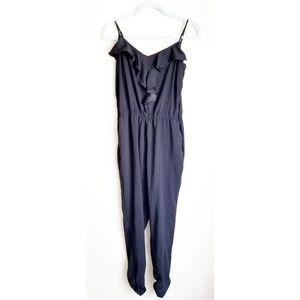 New York & Co. Black Jumpsuit